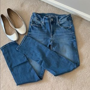 American Eagle Jeans. Only worn once!